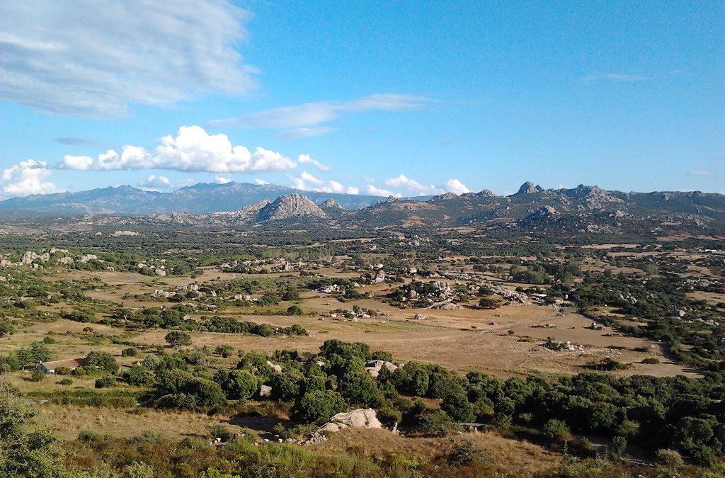 Aggius, Sardegna, la Valle della Luna.
