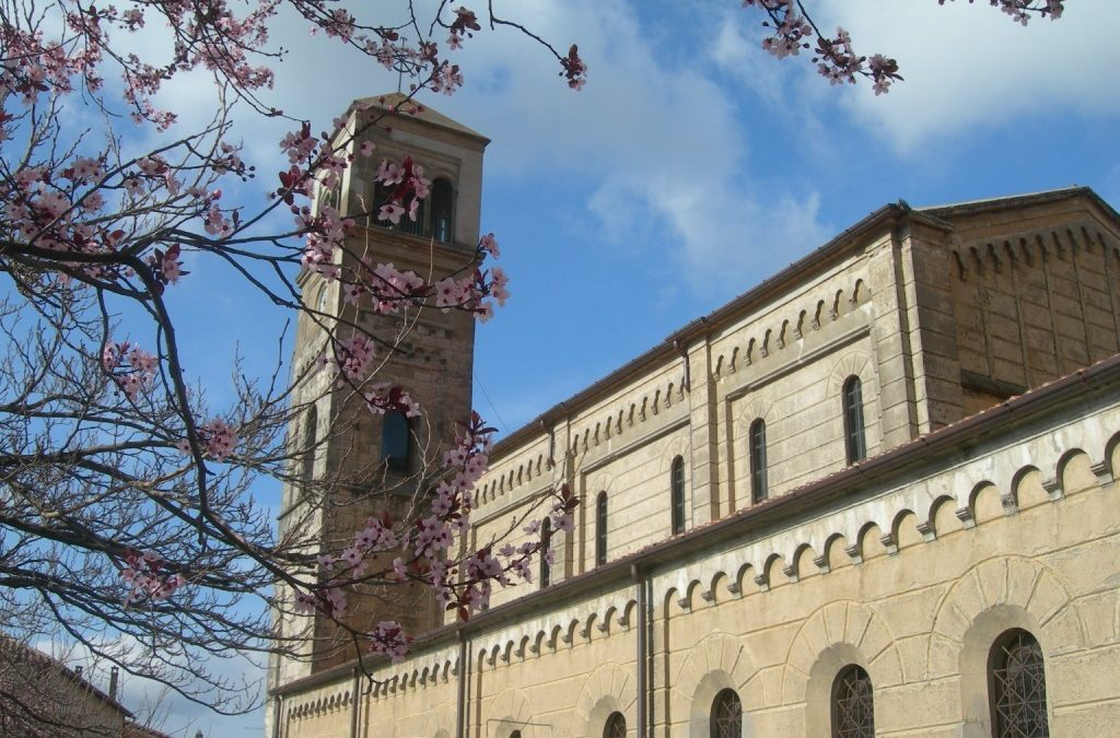 Aritzo-Chiesa-parrocchiale-San-Michele-Arcangelo-Patrono