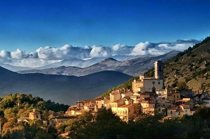Goriano Sicoli, Abruzzo