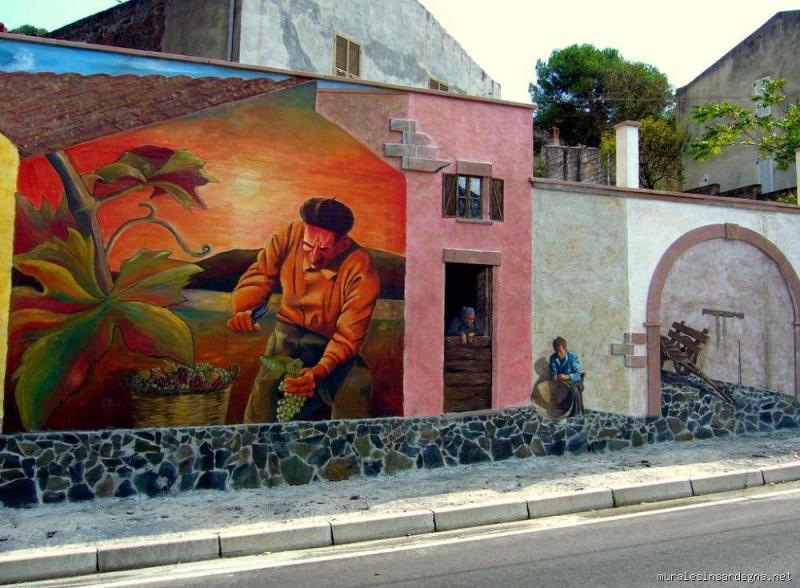 Montresta-murales