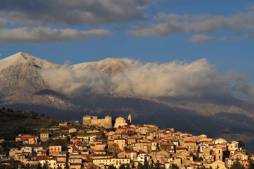 Scurcola Marsicana, Abruzzo